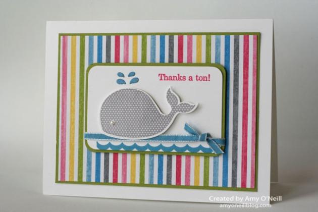 Whale Thanks