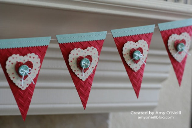 Valentine Banner midsize