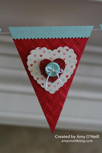 Valentine Banner single