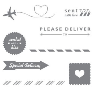 Sent with Love Stamp Set copy