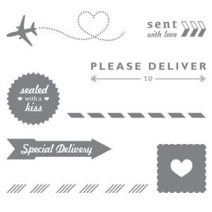 Sent with Love Stamp Set copy