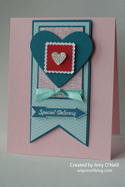 Sent with Love Valentine