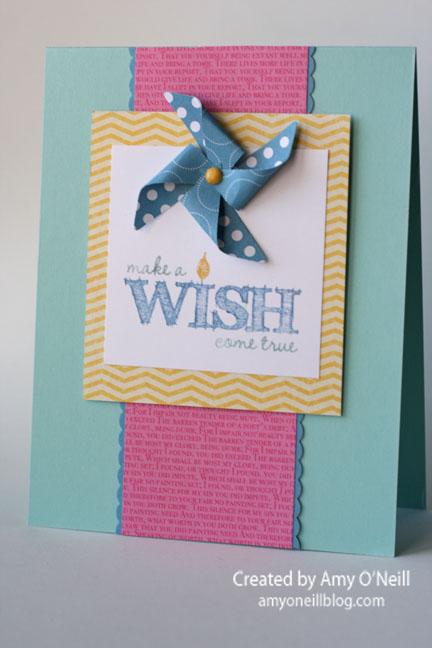 A Pinwheel Wish