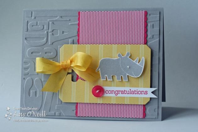 Baby Rhino -- FMS