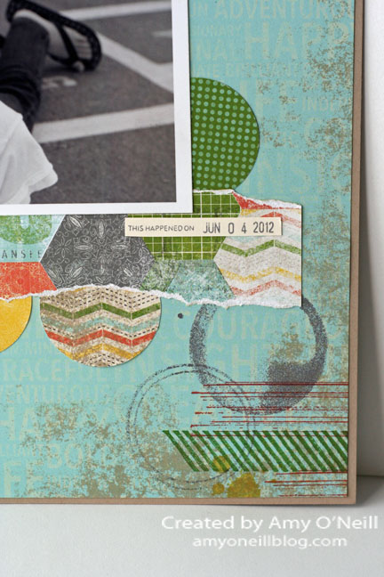 Gorgeous Grunge Display Scrapbook Close Up 2