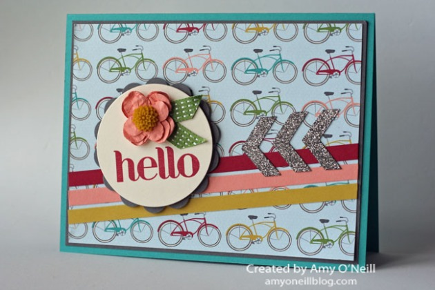 A Bicycle Hello
