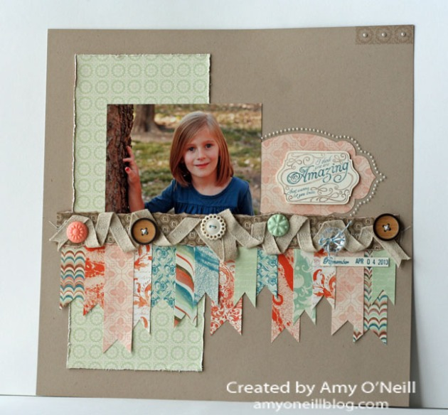 Lovely Romance Scrapbook