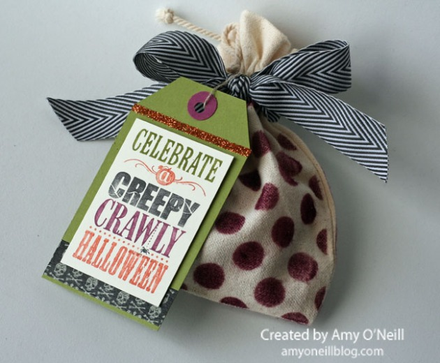 Creepy Crawly Treat Sack
