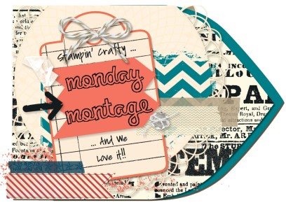 Monday Montage Banner -- October