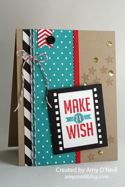 Film Reel Wish Big