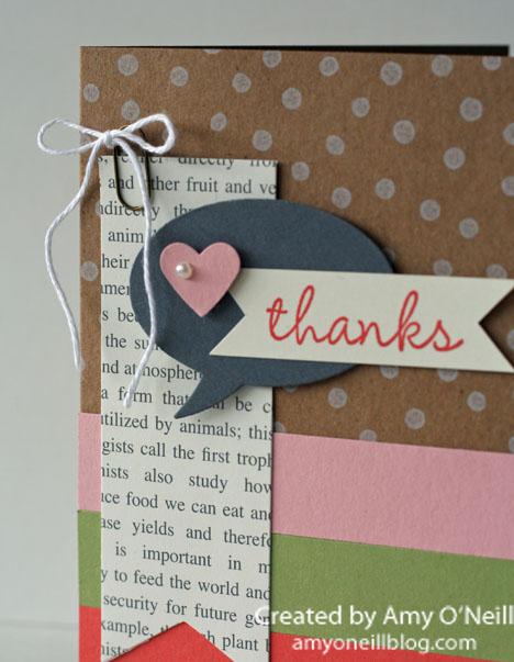 Hip Hip Hooray for Card Kits Close Up
