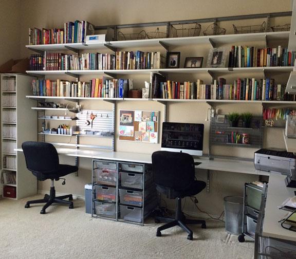 Office -- kids space