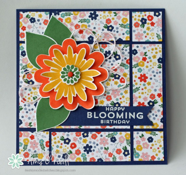 Blooming Square