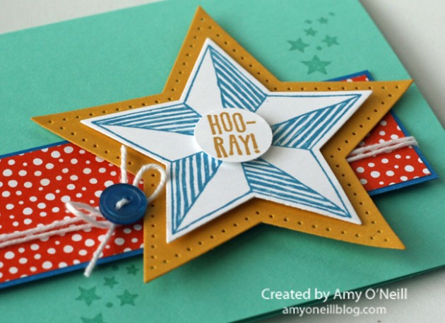 Hooray for Stars Close Up