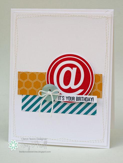 Ampersand Birthday