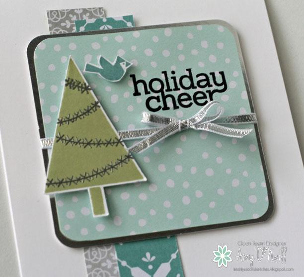 Holiday Cheer Tree Close Up