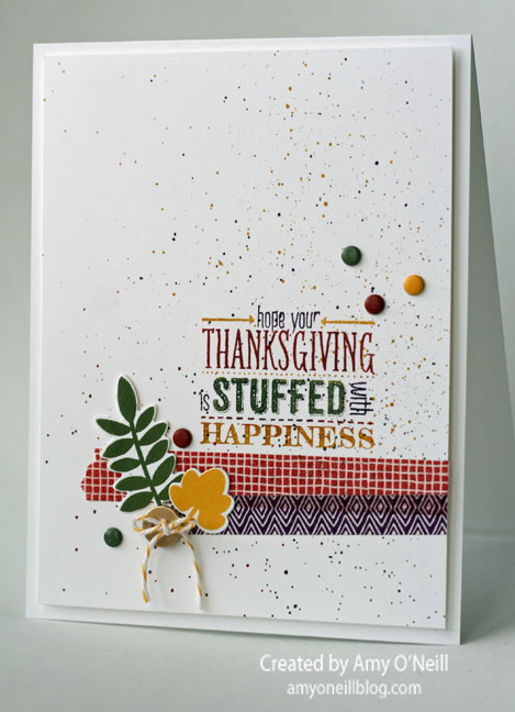Stuffed Thanksgiving
