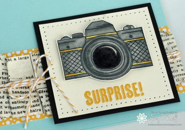 Surprise Snapshot Close Up