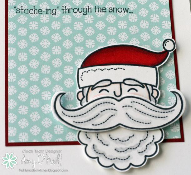 FMS Santa Close up
