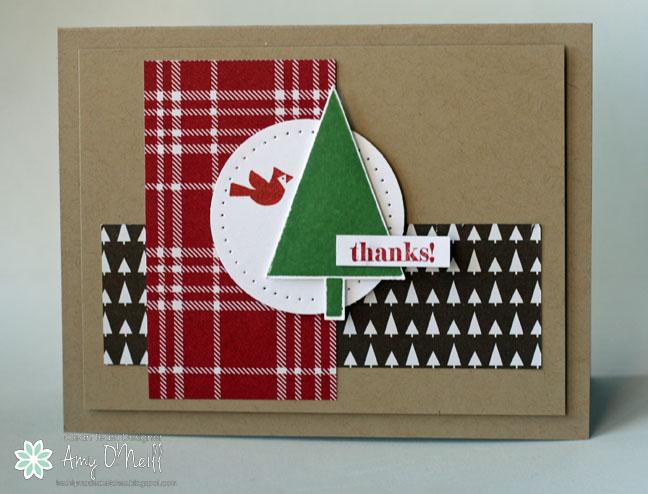 Christmas Thanks Fms167