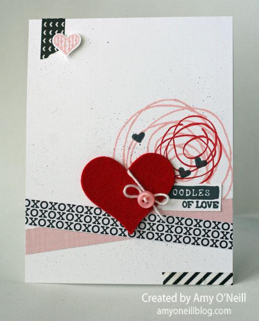 Scribbled Heart
