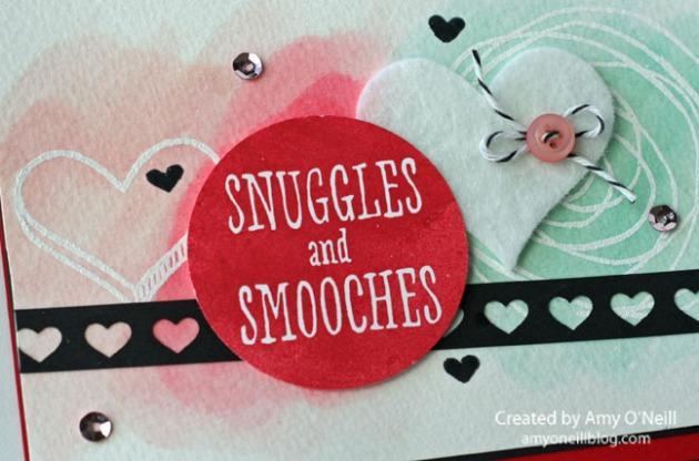Smooches Close Up
