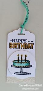 Birthday Tag 1