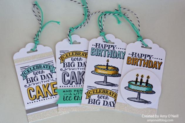 Birthday Tags Group