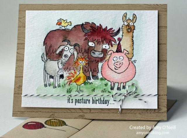 Pasture Birthday