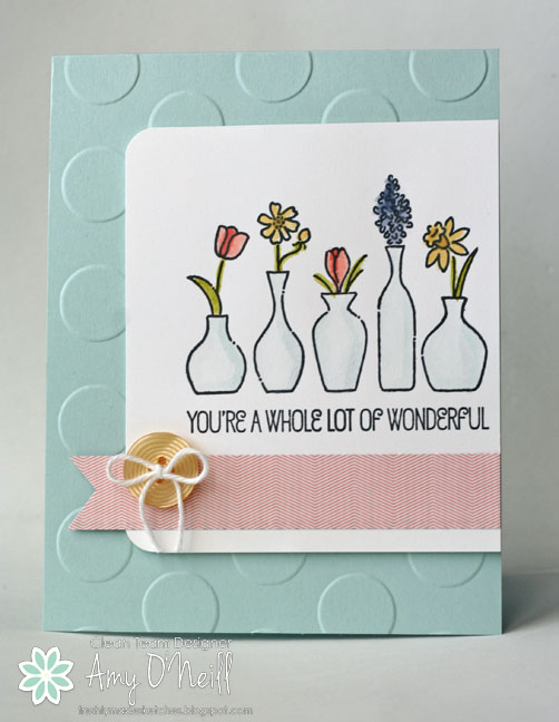 Vivid Springtime Vases