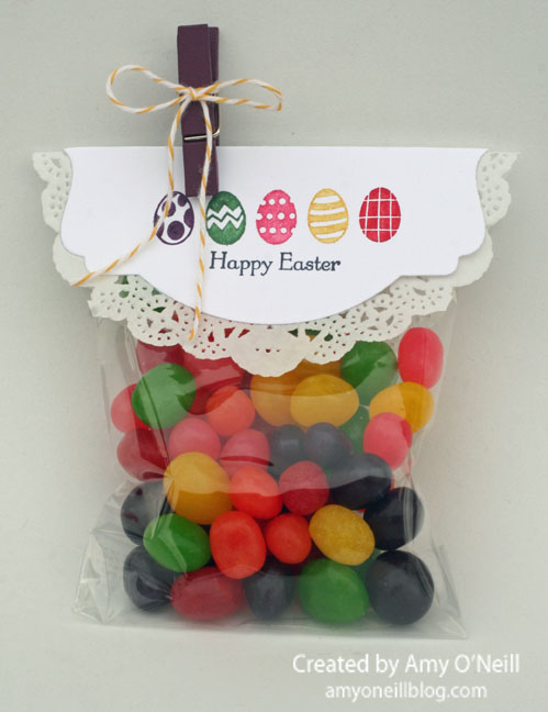 Easter Jellybeans close up