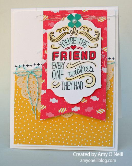 Friend Wish