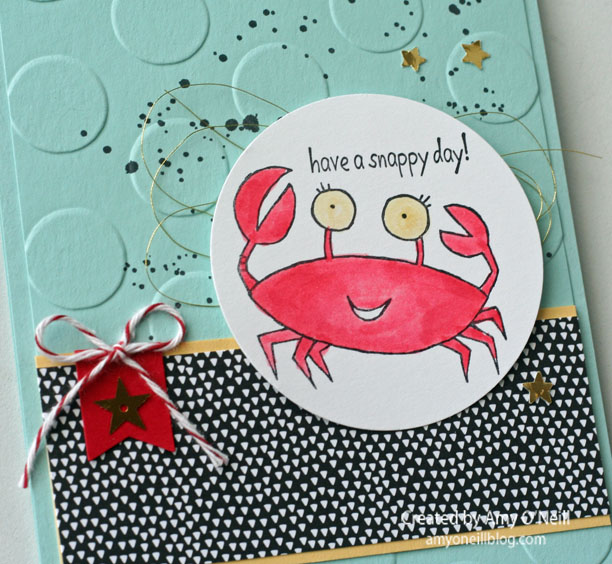 snappy crab convention swap close up
