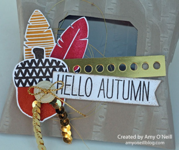 Autumn Box Close Up