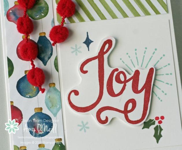 Berry Merry Joy Close Up