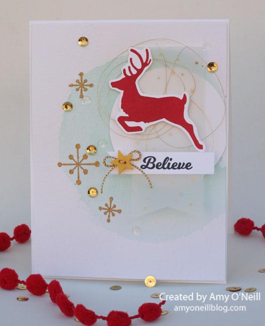 Jolly Reindeer