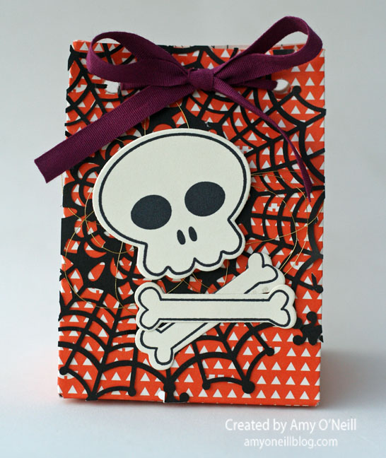 Skull Treat Bag