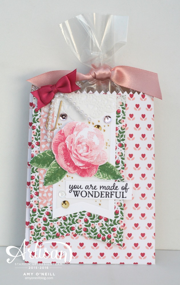 Love Blossoms Bag