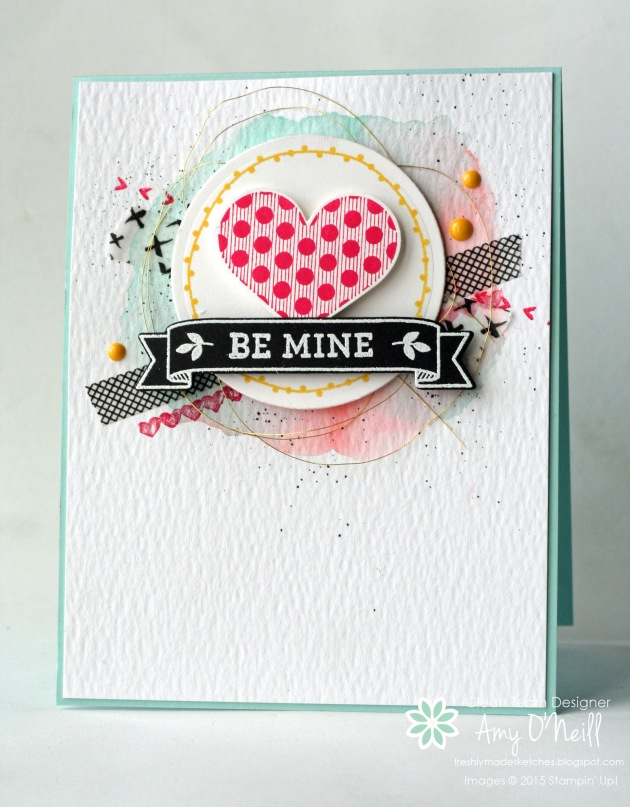 Be Mine eclectic mix full