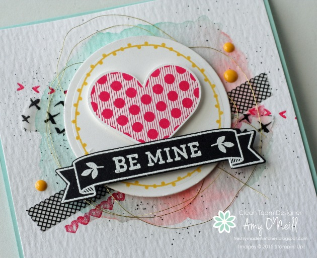 Be Mine eclectic mix