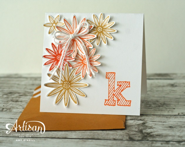 K Grateful Bunch Notecard