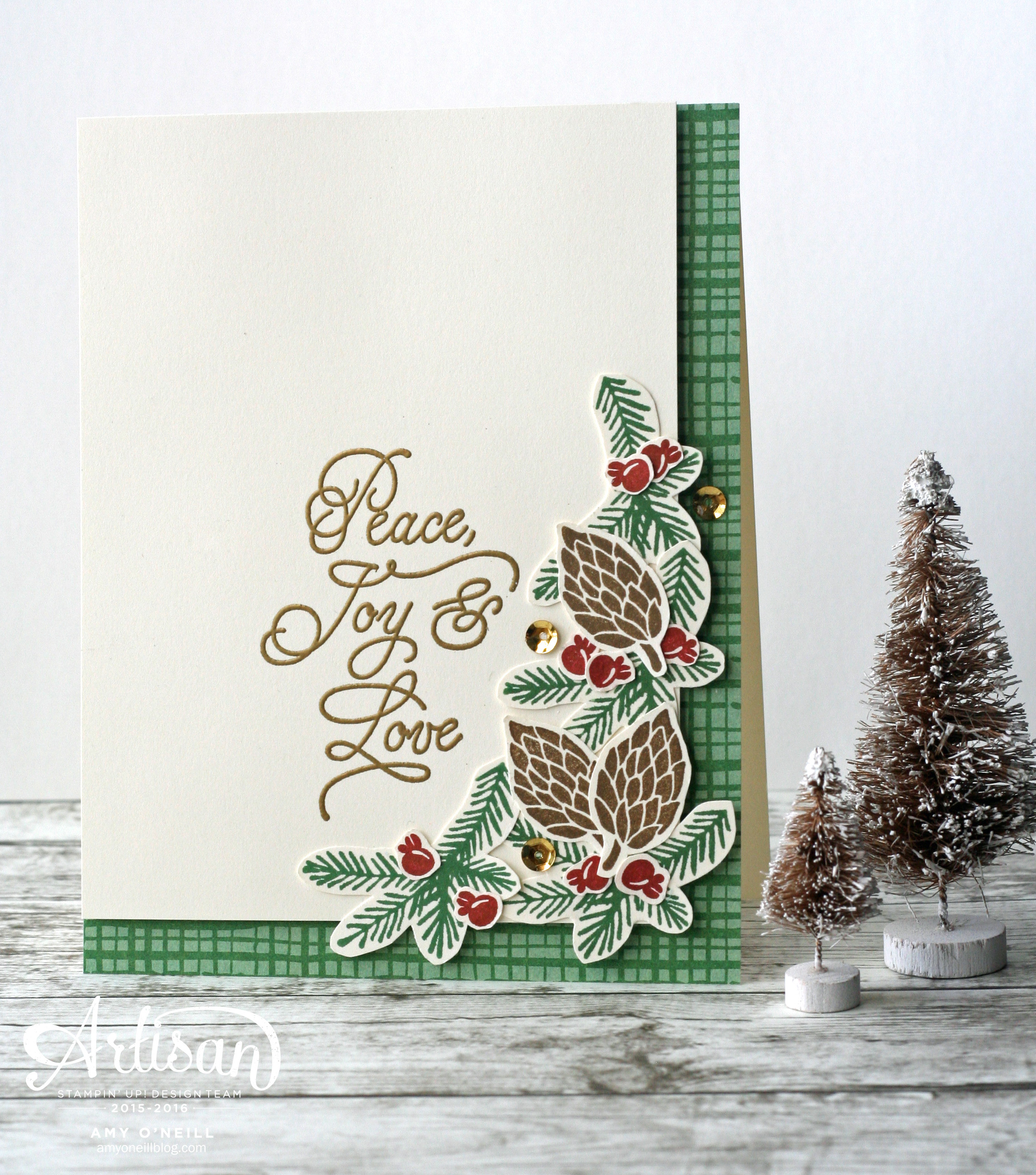 It is a graphic of Amazing Christmas in July Cards